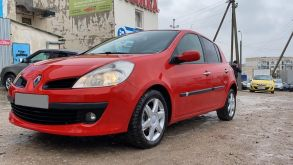 Симферополь Clio 2007