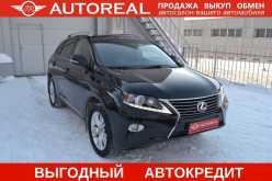 Новосибирск Lexus RX270 2012