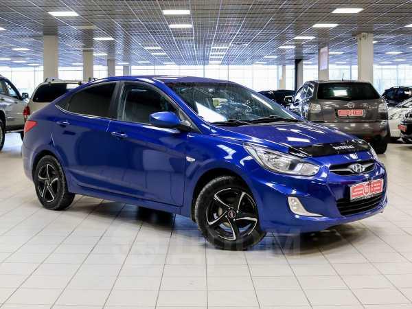 Hyundai Solaris, 2012 год, 448 000 руб.