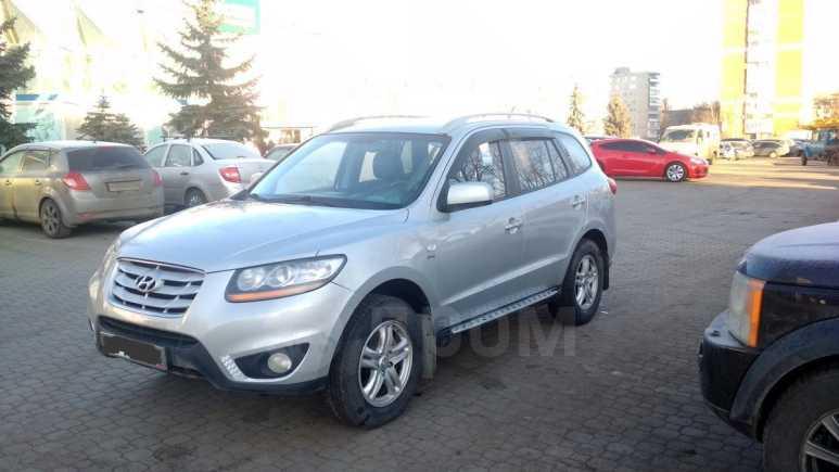 Hyundai Santa Fe, 2010 год, 760 000 руб.