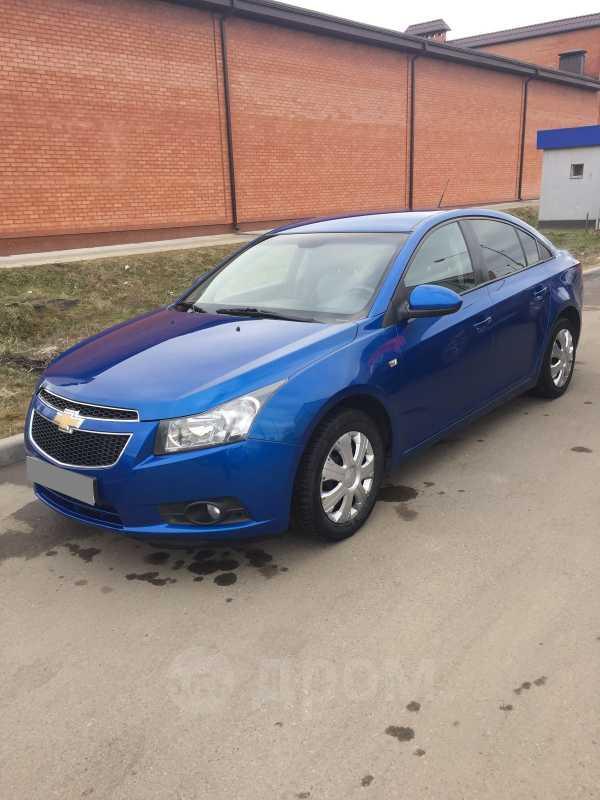 Chevrolet Cruze, 2009 год, 370 000 руб.