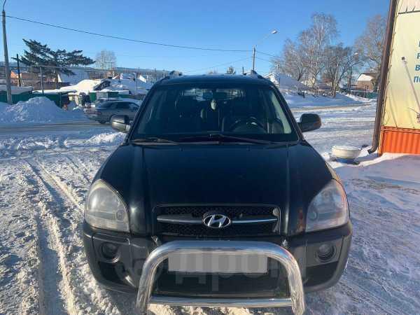 Hyundai Tucson, 2005 год, 500 000 руб.