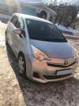 Toyota Ractis, 2012 год, 540 000 руб.