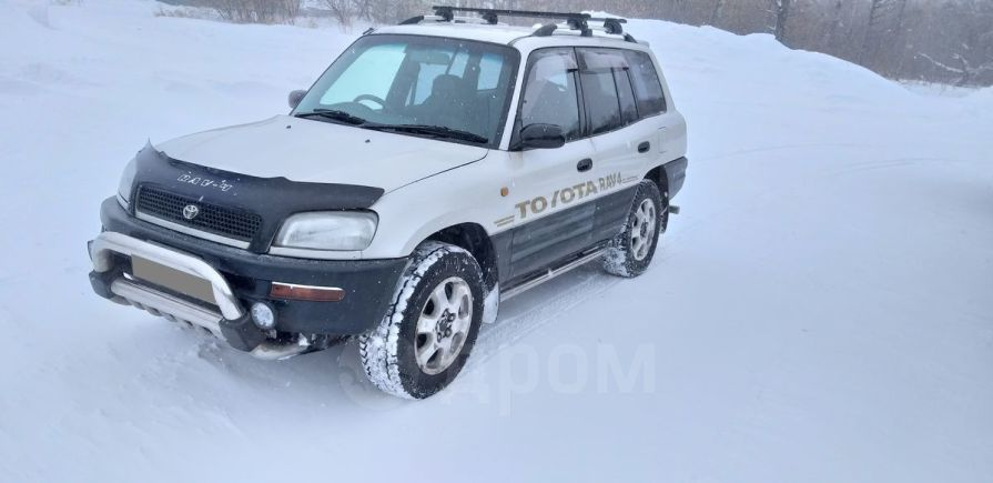 Toyota RAV4, 1996 год, 245 000 руб.