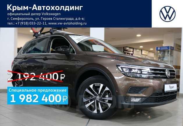 Volkswagen Tiguan, 2019 год, 2 082 400 руб.