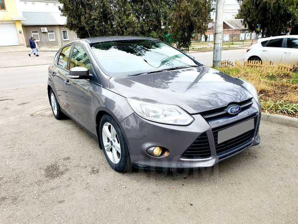 Ford Focus, 2014 год, 490 000 руб.