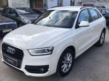 Севастополь Audi Q3 2013