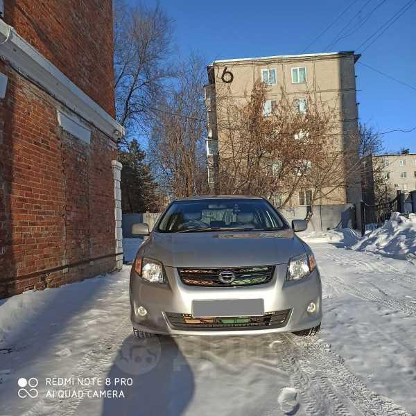 Toyota Corolla Fielder, 2010 год, 555 000 руб.