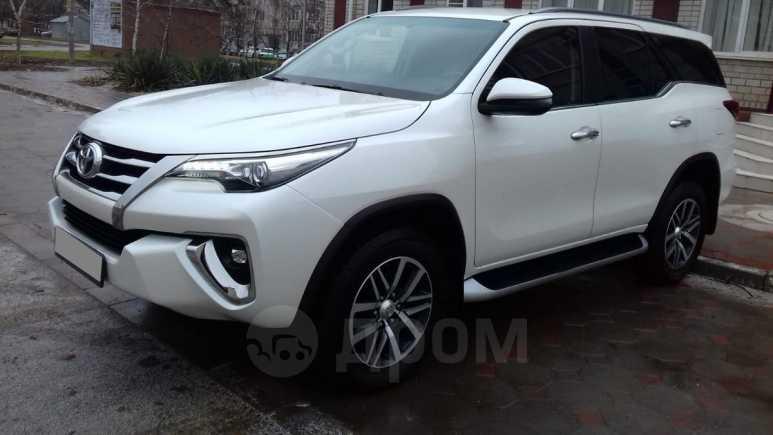 Toyota Fortuner, 2017 год, 2 227 000 руб.