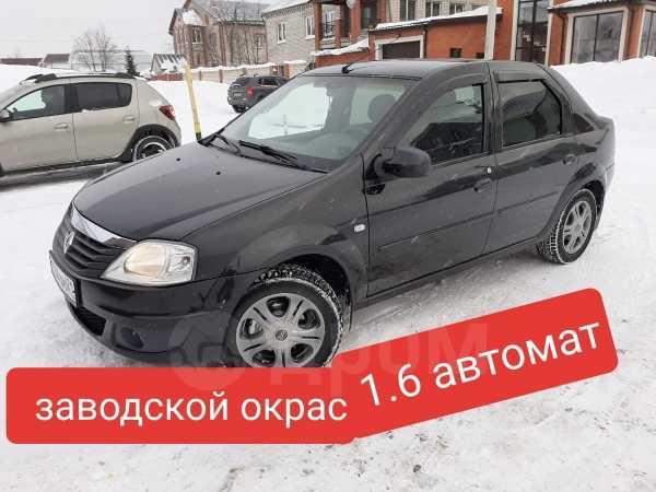 Renault Logan, 2011 год, 350 000 руб.