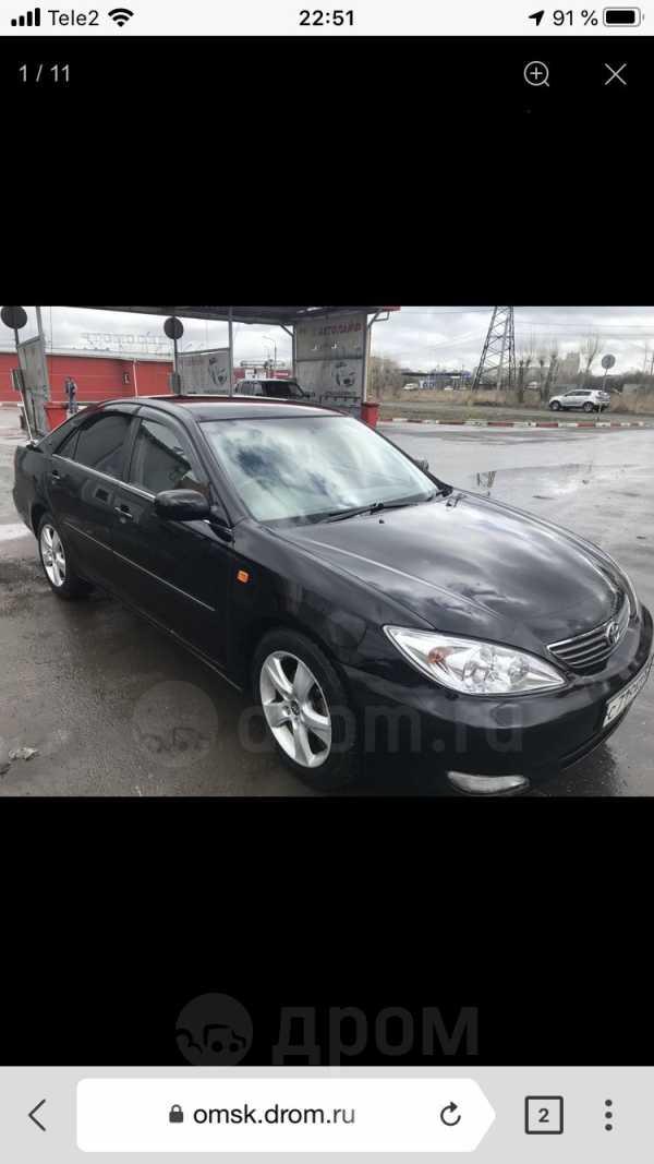 Toyota Camry, 2003 год, 359 000 руб.