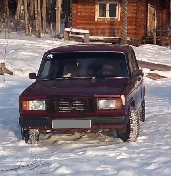 Лада 2107, 2012 год, 85 000 руб.