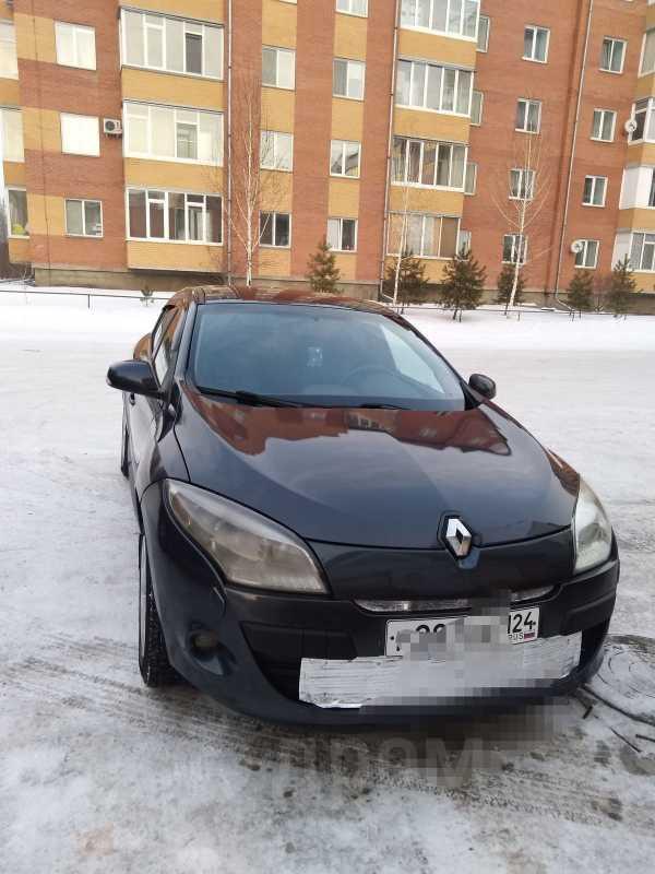Renault Megane, 2011 год, 500 000 руб.