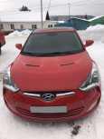 Hyundai Veloster, 2012 год, 650 000 руб.