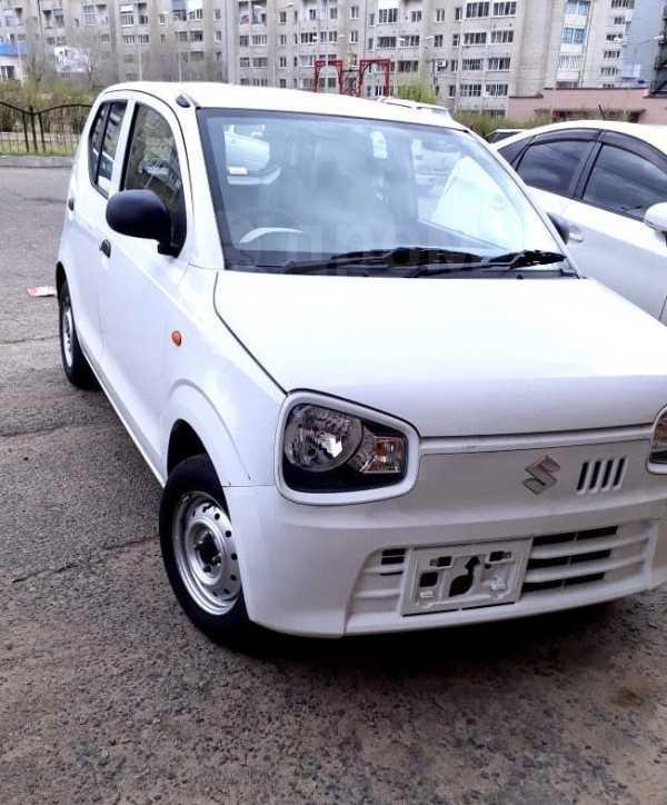Suzuki Alto, 2015 год, 293 000 руб.