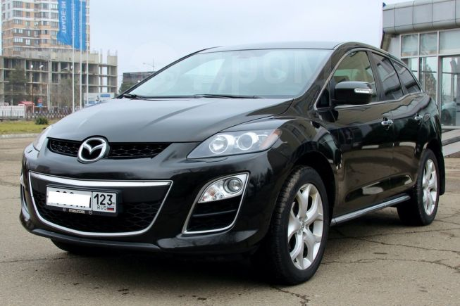 Mazda CX-7, 2011 год, 700 000 руб.