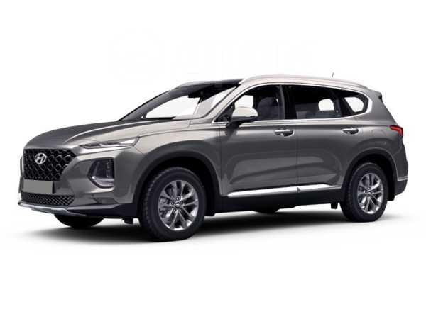 Hyundai Santa Fe, 2019 год, 2 374 000 руб.