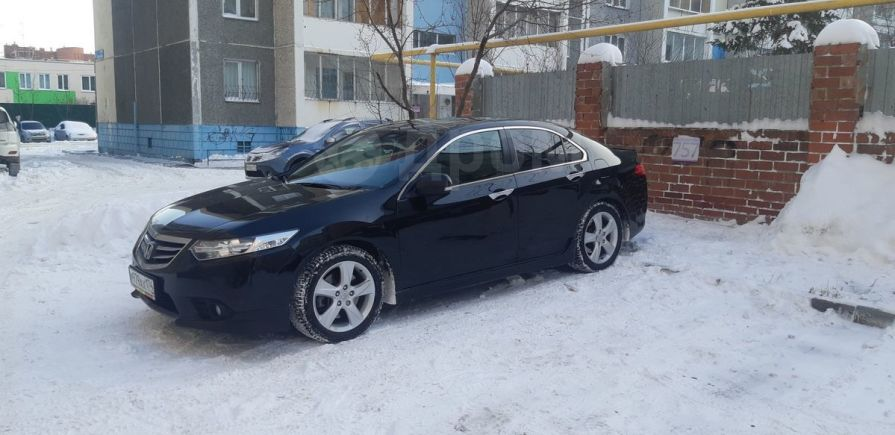 Honda Accord, 2011 год, 970 000 руб.