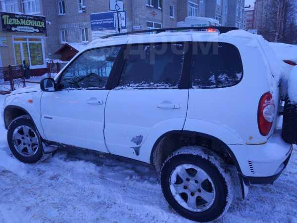 Chevrolet Niva, 2010 год, 179 000 руб.