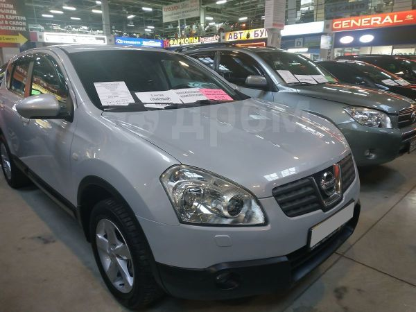 Nissan Qashqai, 2008 год, 525 000 руб.