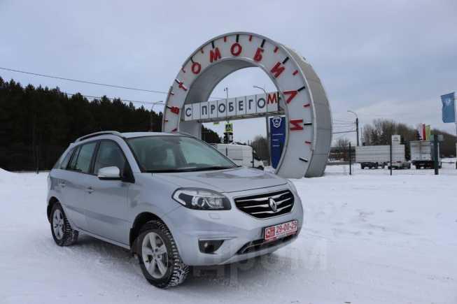 Renault Koleos, 2013 год, 714 995 руб.