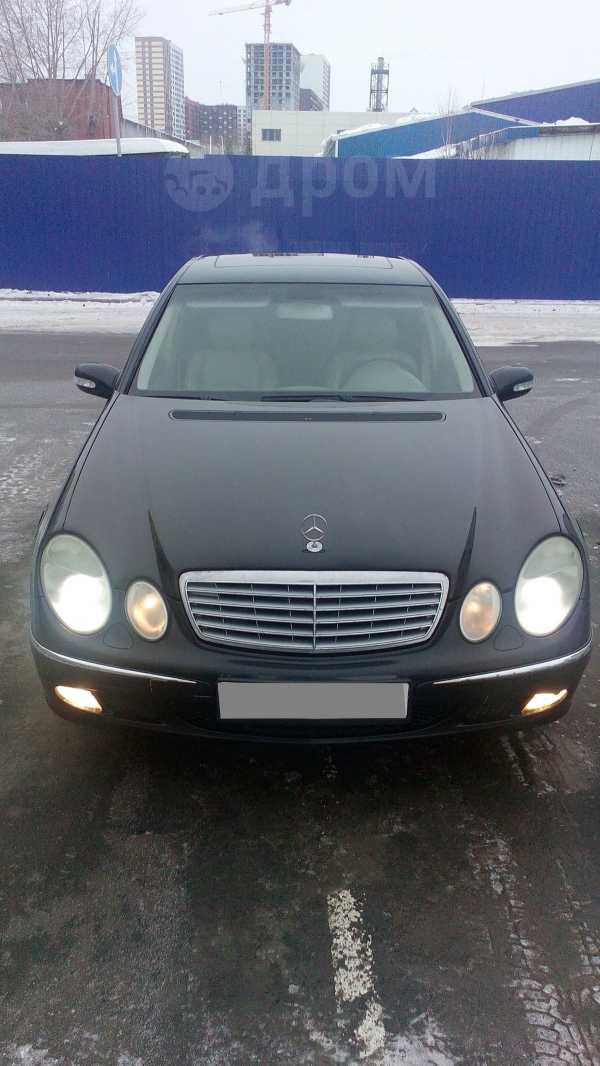 Mercedes-Benz E-Class, 2004 год, 398 000 руб.