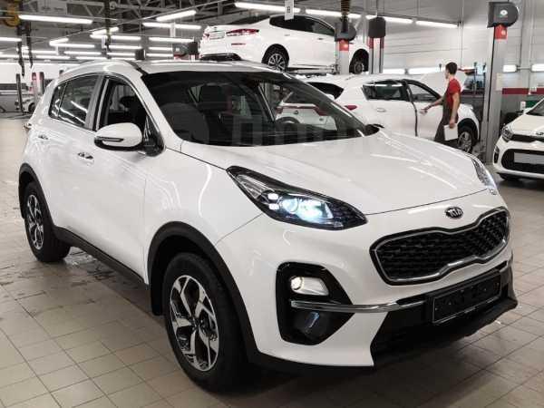 Kia Sportage, 2019 год, 1 724 900 руб.