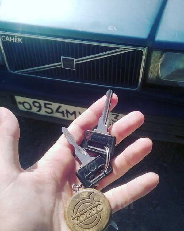Volvo 760, 1989 год, 75 000 руб.