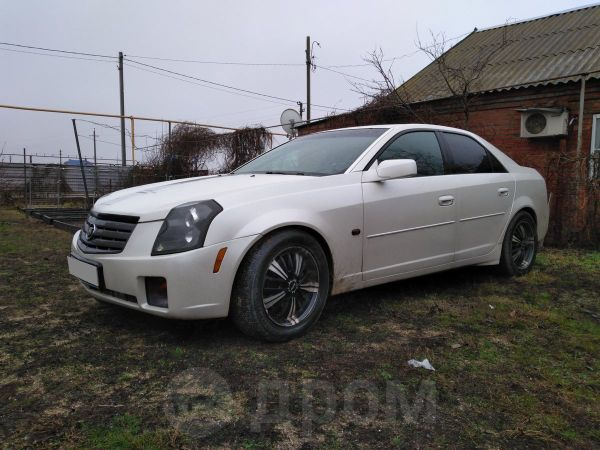 Cadillac CTS, 2003 год, 370 000 руб.