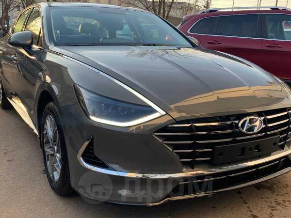 Hyundai Sonata, 2019 год, 1 839 000 руб.