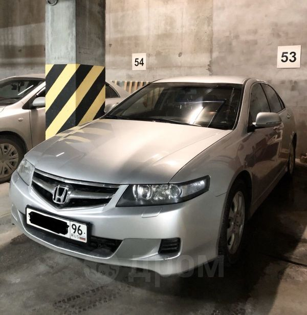 Honda Accord, 2007 год, 630 000 руб.