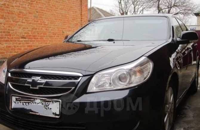 Chevrolet Epica, 2011 год, 494 000 руб.