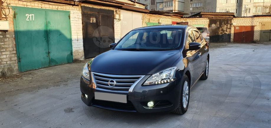 Nissan Sylphy, 2013 год, 707 000 руб.
