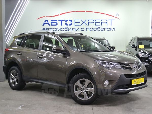 Toyota RAV4, 2015 год, 1 363 000 руб.