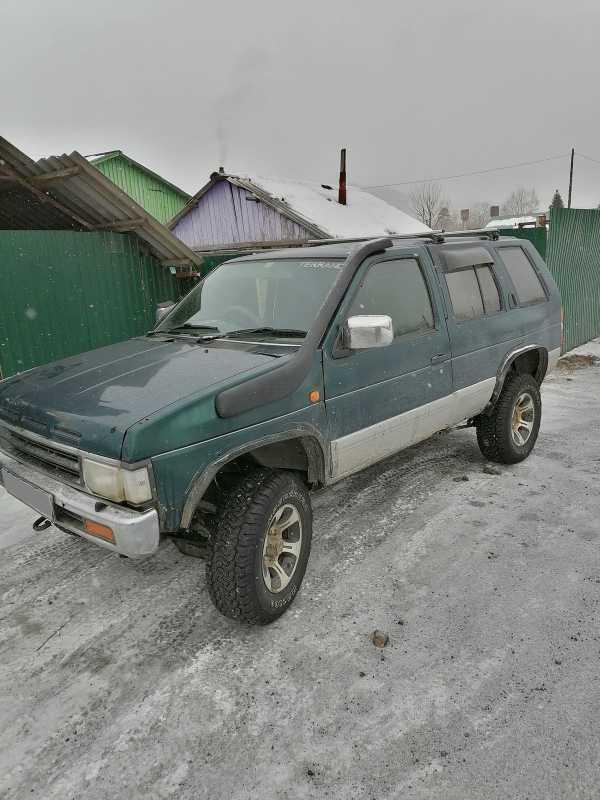 Nissan Terrano, 1995 год, 210 000 руб.