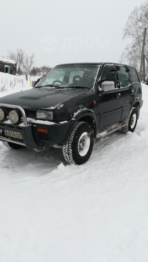 Nissan Mistral, 1995 год, 270 000 руб.