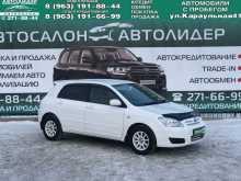 Красноярск Corolla Runx 2006
