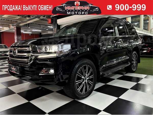 Toyota Land Cruiser, 2018 год, 4 599 000 руб.