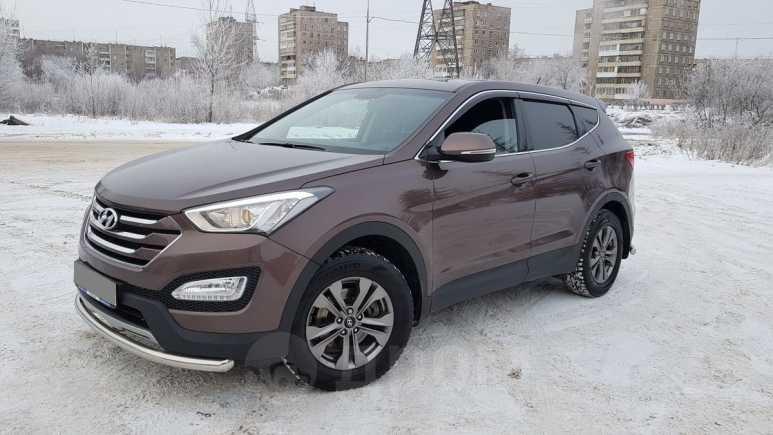 Hyundai Santa Fe, 2014 год, 1 150 000 руб.