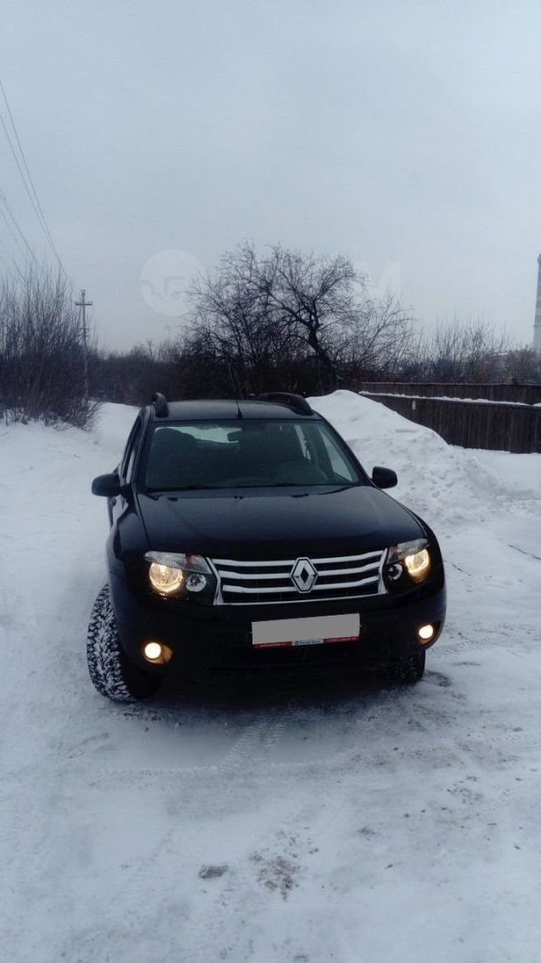 Renault Duster, 2013 год, 555 000 руб.