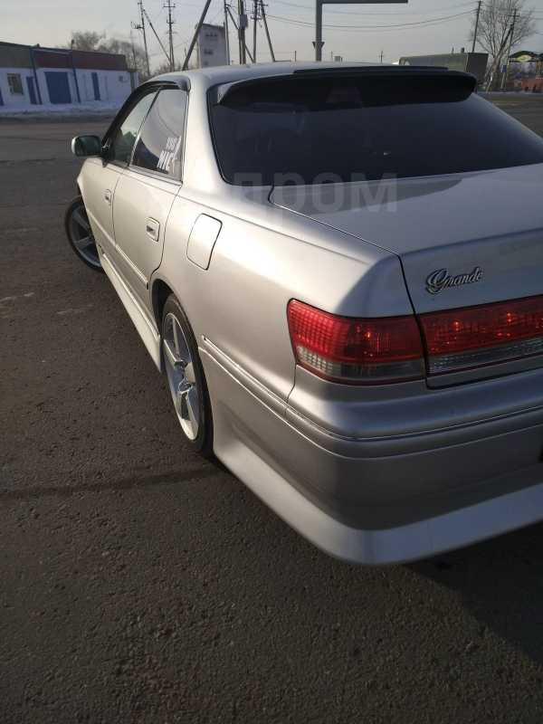 Toyota Mark II, 1996 год, 370 000 руб.