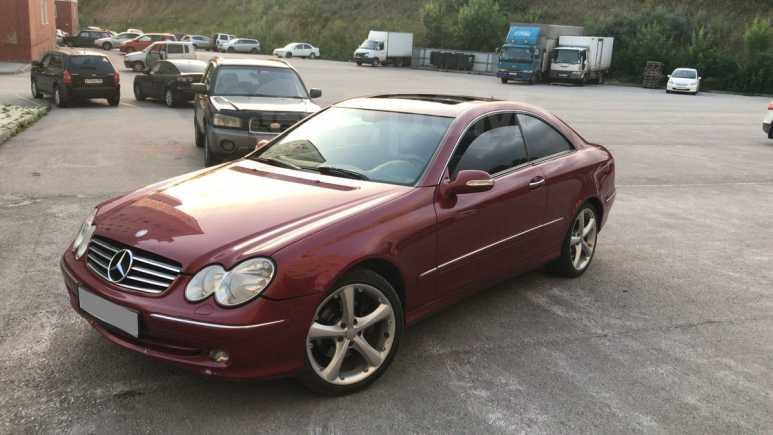 Mercedes-Benz CLK-Class, 2002 год, 390 000 руб.