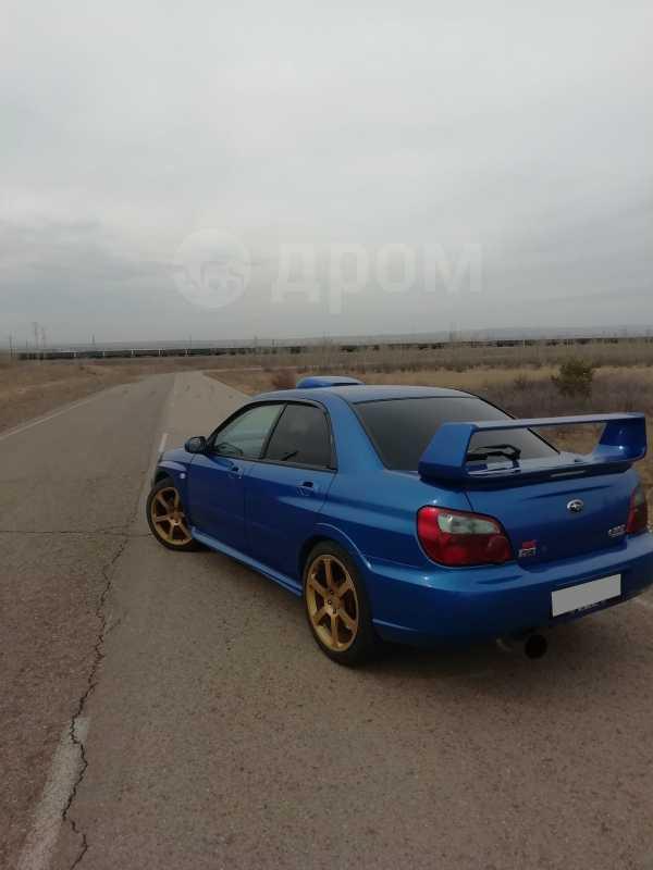 Subaru Impreza WRX STI, 2001 год, 699 999 руб.