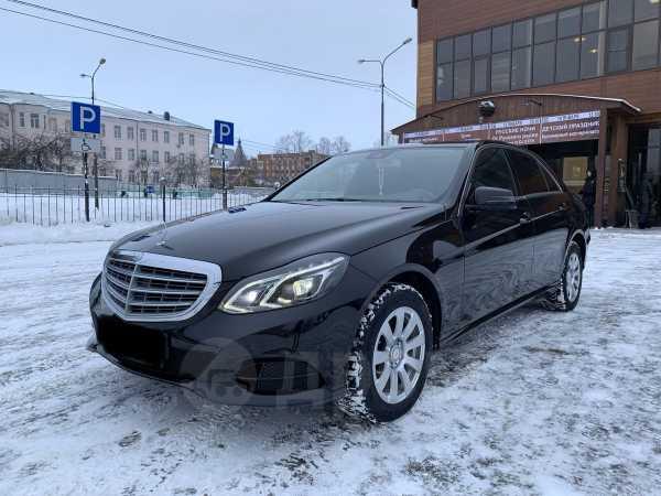 Mercedes-Benz E-Class, 2014 год, 1 485 000 руб.