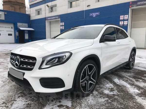 Mercedes-Benz GLA-Class, 2018 год, 1 950 000 руб.