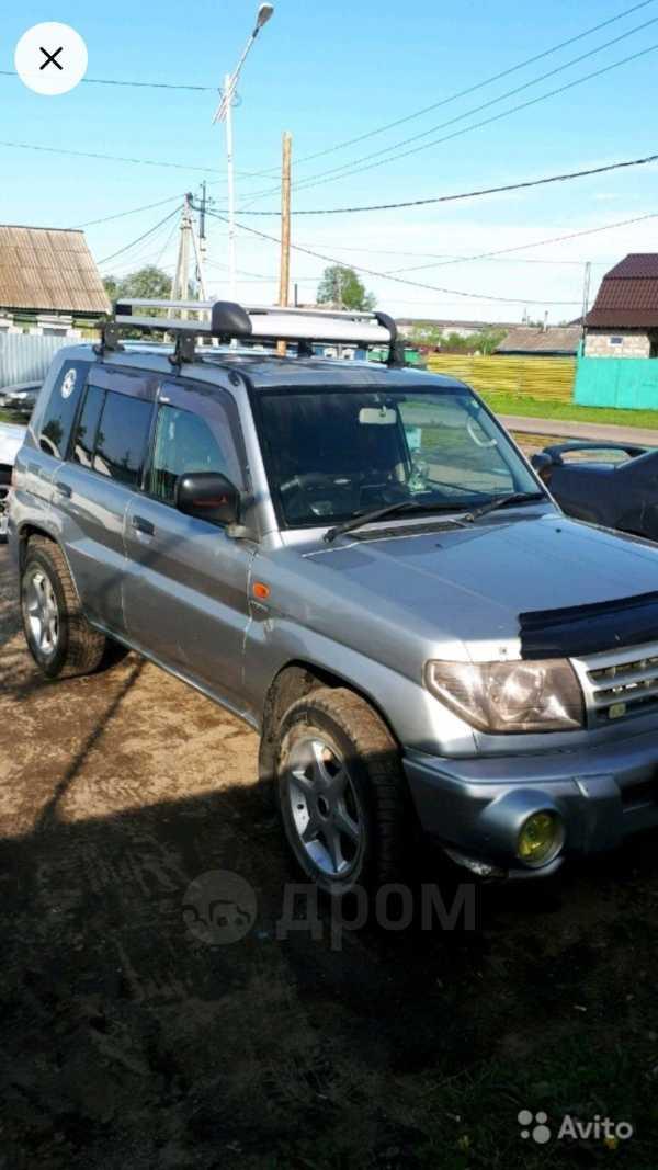 Mitsubishi Pajero iO, 1998 год, 238 000 руб.