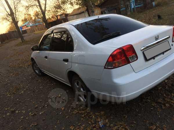 Honda Civic Ferio, 2002 год, 280 000 руб.