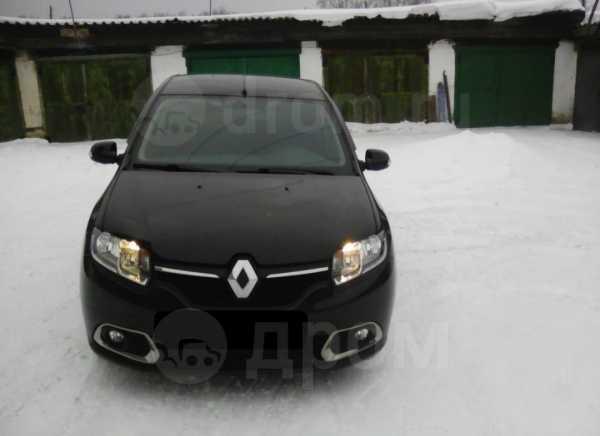 Renault Sandero, 2014 год, 500 000 руб.