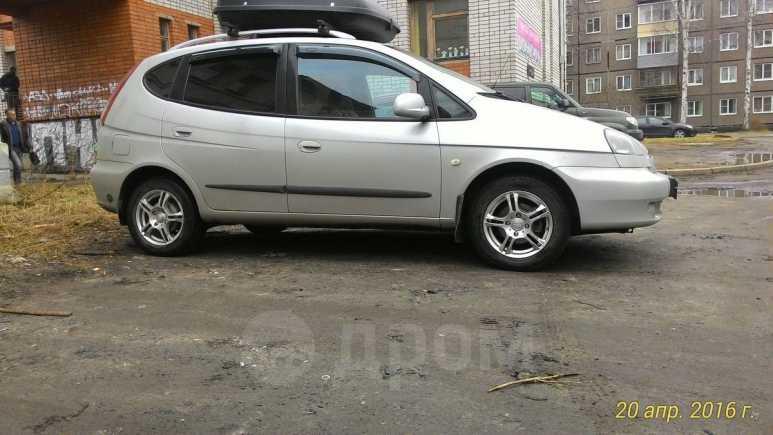 Chevrolet Rezzo, 2007 год, 220 000 руб.