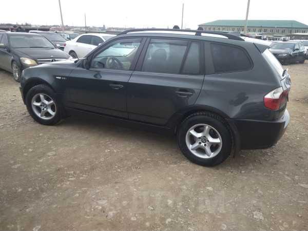 BMW X3, 2004 год, 499 000 руб.